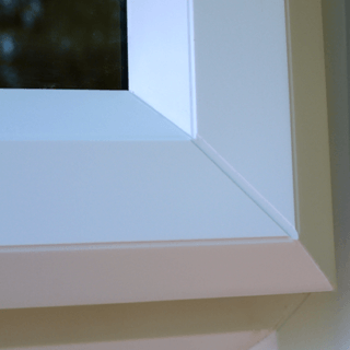 PVCu Windows style features