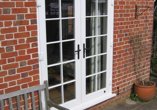 Pvcu timber french doors in west sussex for Looking for french doors