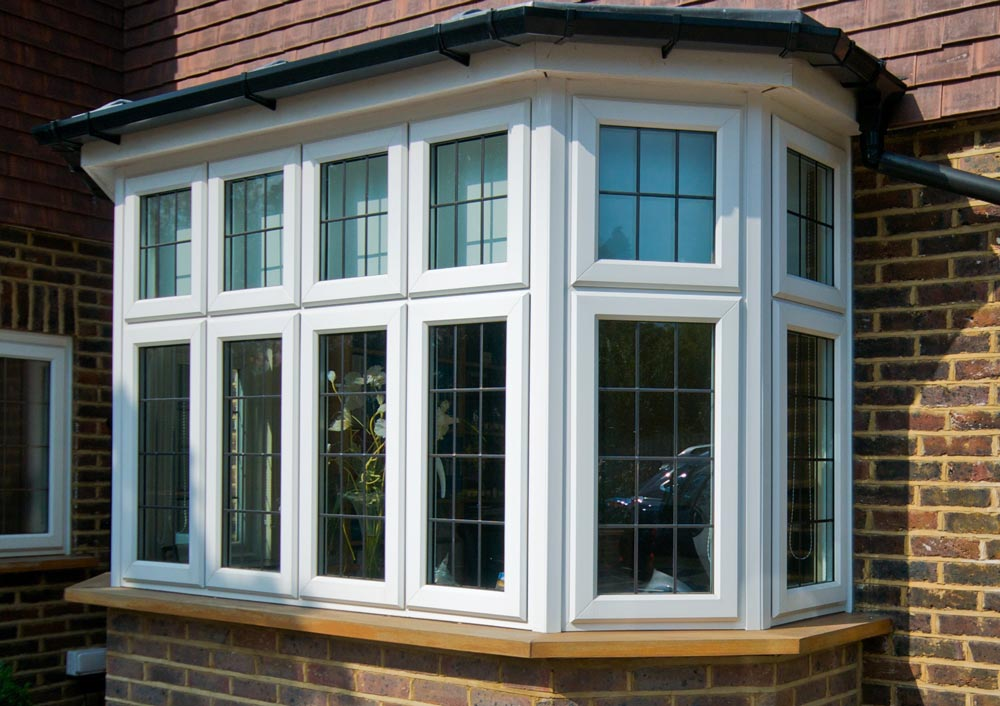 PVCu windows