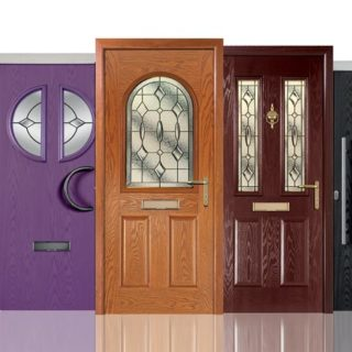 DUO Composite Door colour range