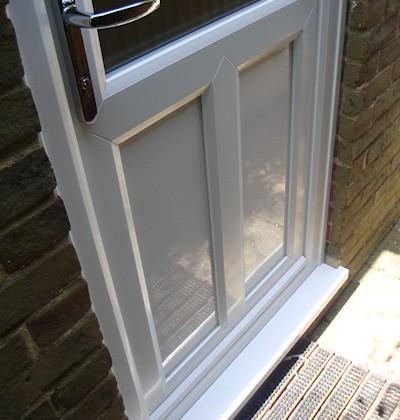 PVCu Entrance Door