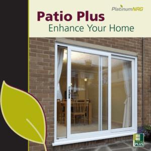 PVCu Sliding Patio Door Brochure Cover