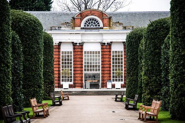 Kensington Gardens Orangery