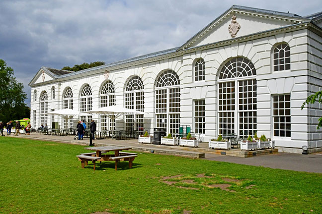Royal Botanic Gardens Orangery